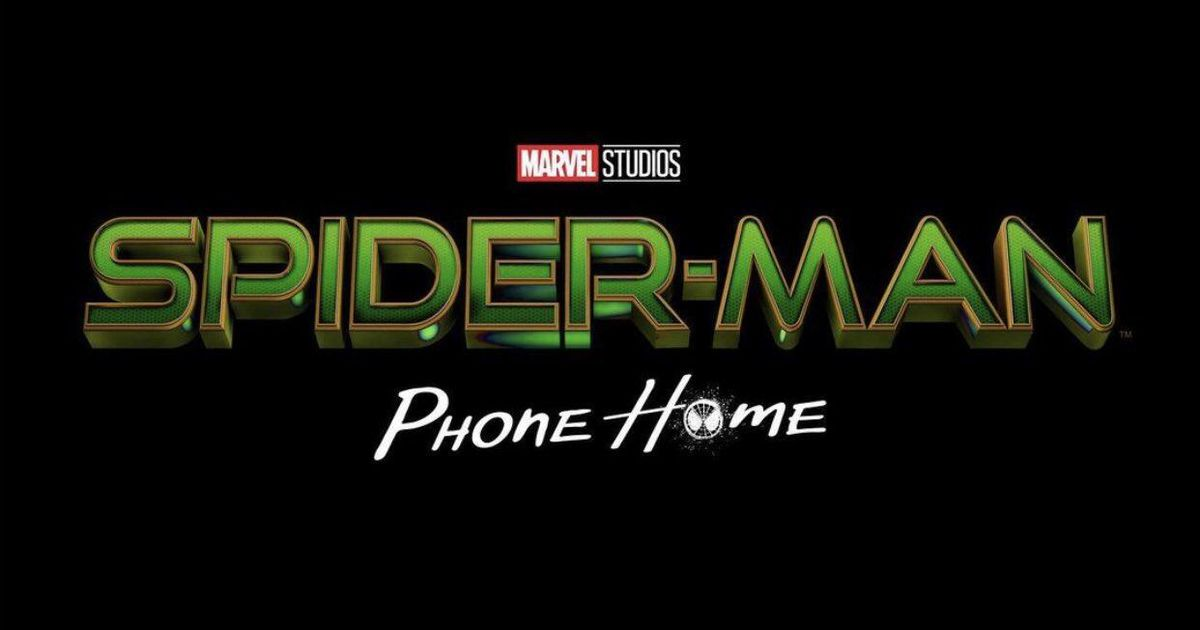 Spider-Man 3 gets two titles: Home-Wrecker and Phone Home Photo