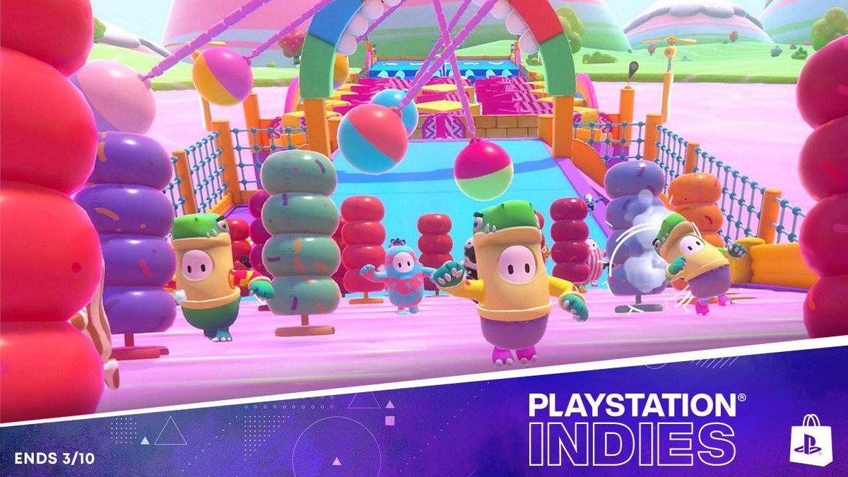 Listen up, gang ᵇᵉᵃˢᵗˢ. Don't fall ᵍᵘʸˢ behind.  Head on overᶜᵒᵒᵏᵉᵈ 2 PS Store tomorrow for big savings on PlayStation Indies: