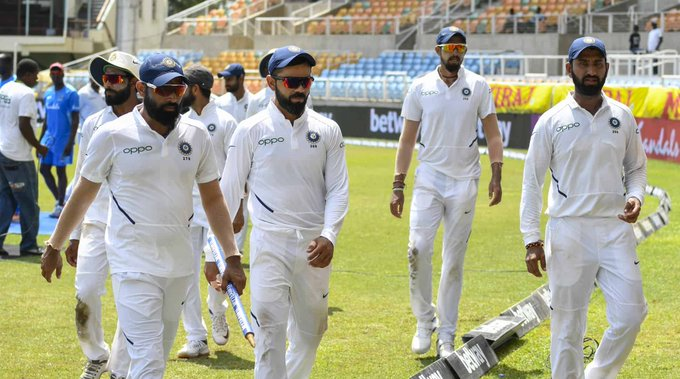 England and India ready for battle under Ahmedabad lights Photo