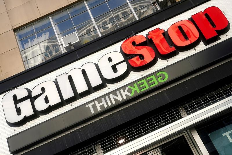 GameStop CFO to step down after Reddit driven stock rally