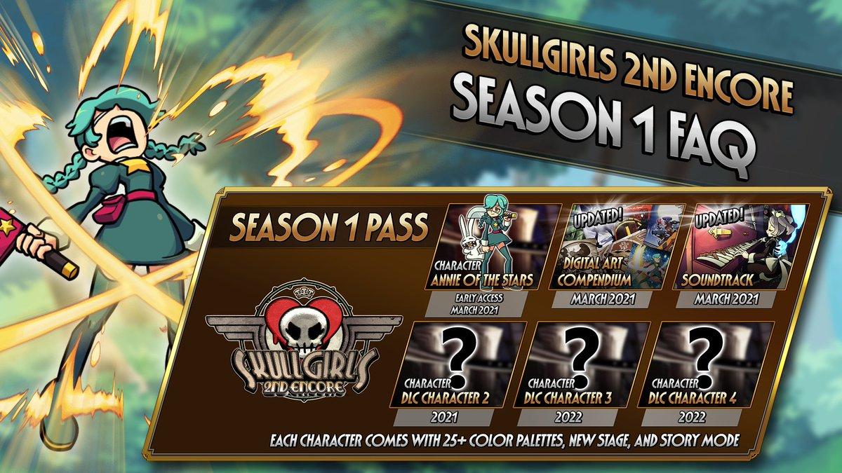 Season 1 Pass