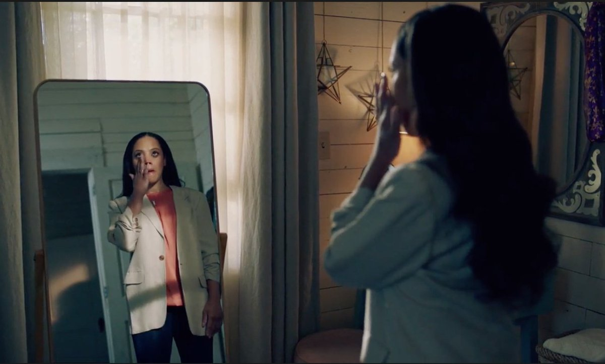 """""""You would be lucky to have me."""" Aww, @BiancaLawson's #Darla breaks my heart, time and again, with her palpable struggle to love and believe in herself. What can I say! I am blessed to be working with a cast of incredible actors. #QueenSugar"""