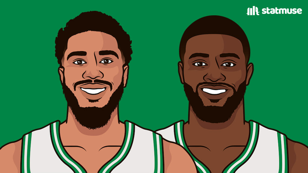 Replying to @statmuse: The Celtics are the only team below .500 with multiple All-Stars this season.