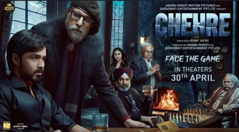 #Chehre, the much awaited mystery thriller, in theatres on 30th April, 2021 #FaceTheGame Anand Pandit's thriller #Chehre  starring  Amitabh Bachchan and Emraan Hashmi  to now release in theatres on 30th April 2021! Chehre will be the first film of Mr Bachchan to release this year