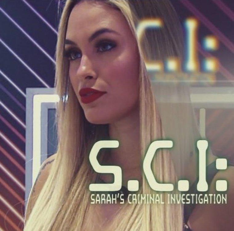 A Rainha da Selva! 🕵🏻♀️🦁 #SaraCriminalInvestigation #BBBB21 #RedeBBB #sarahlider #sarahjaganhou #sarahespia