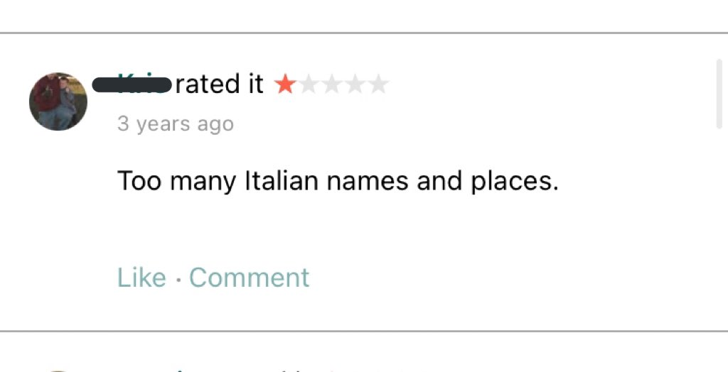 Replying to @byron_queen: 1 star review of dante's inferno