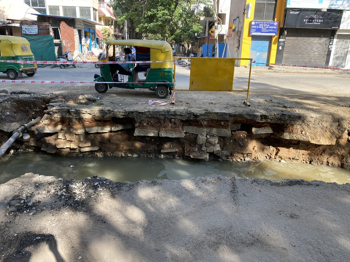 Replying to @shobhitic: Koramangala is best place to startup as it provides an actual moat around you