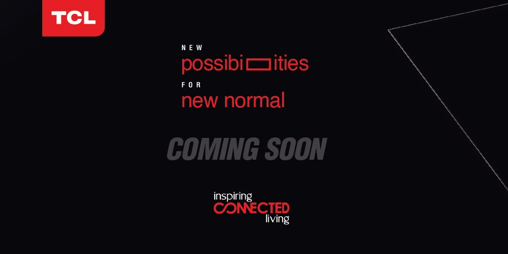 Discover new possibilities for connectivity in the new normal. Stay Tuned for #InspiringConnectedLiving  #ComingSoon https://t.co/K8tF1B1xKG