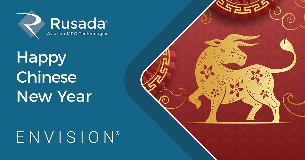 Gong Xi Fa Cai! A very happy new year to all our customers in China. Enjoy the celebrations! #ChineseNewYear2021