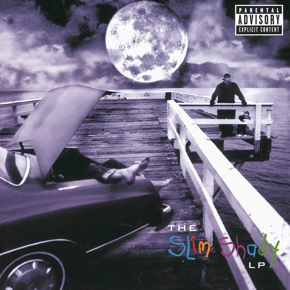 ⬇️ TODAY IN HIP-HOP ⬇️  1999: Eminem releases The Slim Shady LP  What's the hottest track off this?