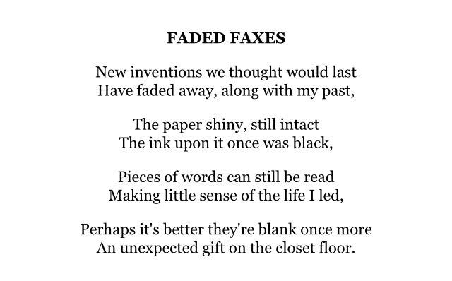 It's been a while since I've posted a #poem. Hope you enjoy!! @JessCAlex @Sanjeev_Chopra7 @roshendalal #poetrycommunity #writingcommunity #poets