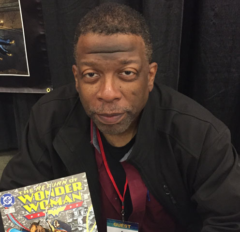 GREAT COMIC CREATORS IN AMERICAN HISTORY: CHRISTOPHER PRIEST.  Writer/Editor and creator of books such as Quantum and Woody, Deathstroke, Spider-Man, Captain America and the Falcon, the Crew, Vampirella, USAgent, and original co-founder of Milestone Comics.   #BlackHistoryMonth https://t.co/WRPkJJVSqJ