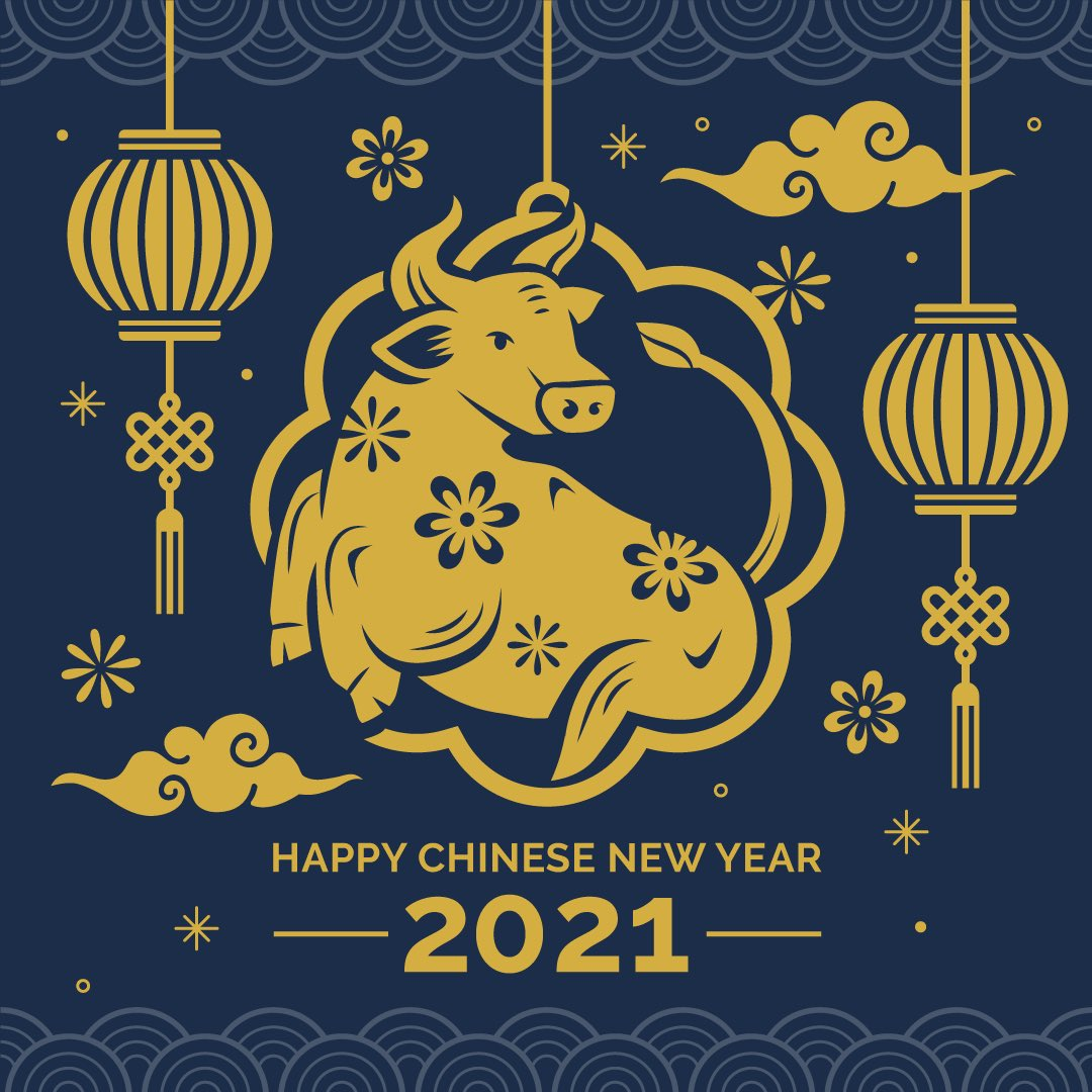 𝙃𝙖𝙥𝙥𝙮 𝘾𝙝𝙞𝙣𝙚𝙨𝙚 𝙉𝙚𝙬 𝙔𝙚𝙖𝙧! Best wishes to everyone celebrating today 🇨🇳🥳   #ChineseNewYear #LunarNewYear