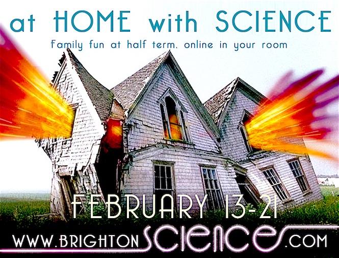 Brighton Science Festival - fun for all ages