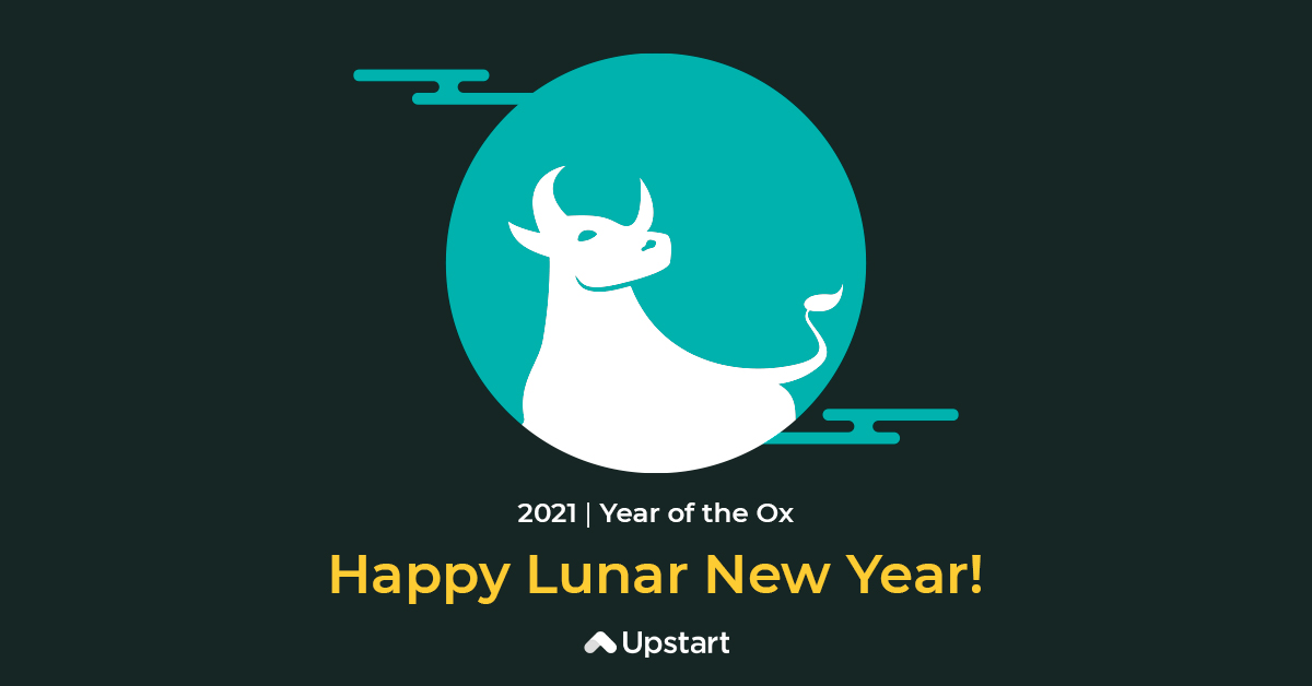 test Twitter Media - From all of us at #TeamUpstart, we wish you good fortune, great health and a prosperous Year of the Ox. 🐂 🧧 https://t.co/QkzhfGhdMH
