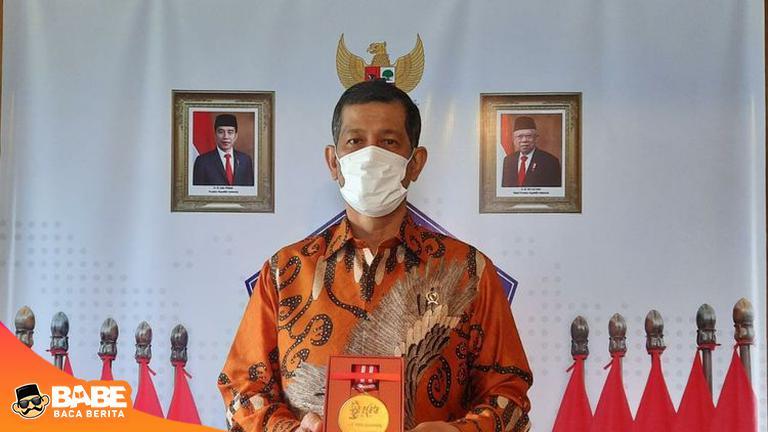 Ketua Satgas Doni Monardo Sembuh dari Covid-19 #DewanPers #DoniMonardo #LetnanJenderal #TNI #SatuanTugas