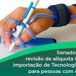 Image for the Tweet beginning: Atendendo pedido do @MovimentoDown encaminhamos