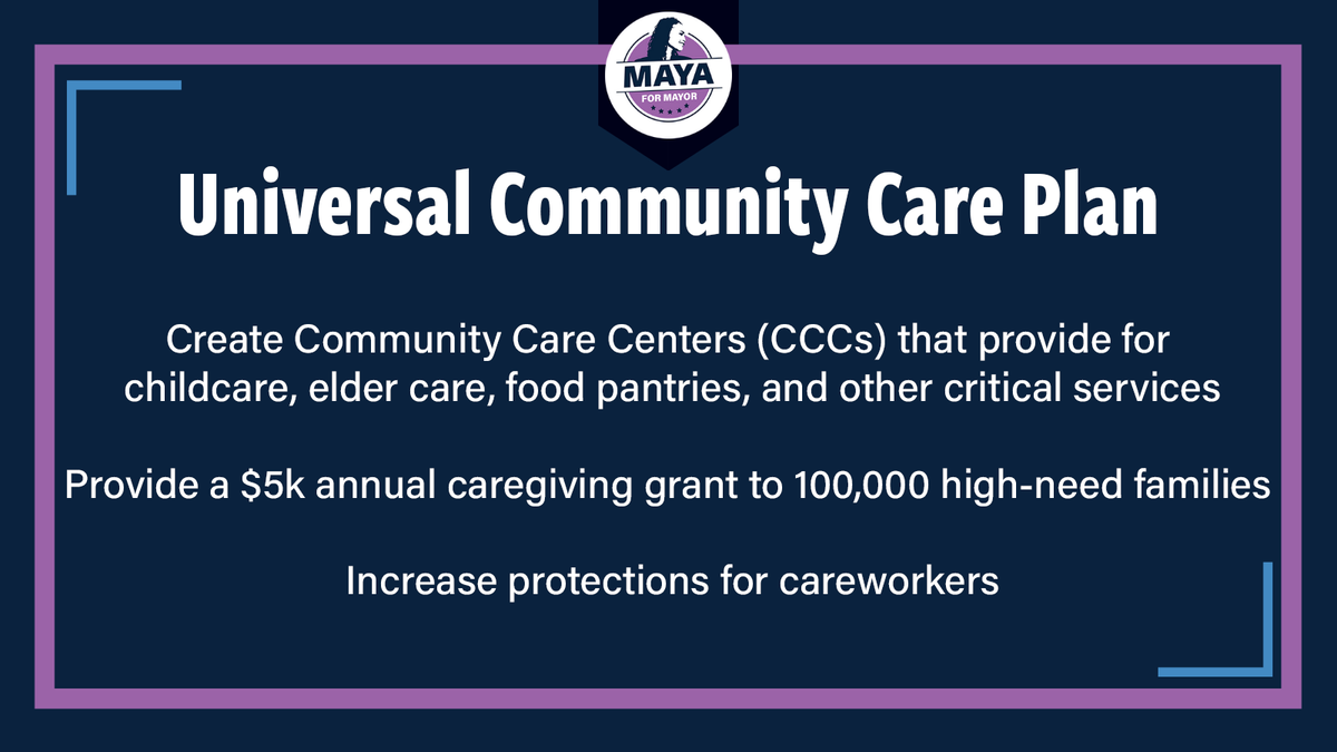 It's time we take care of those who take care of us. And I have a plan to do it!   Use $300 million currently earmarked for the NYPD & corrections to give caregivers an annual income to compensate for their labor. No more making poverty a crime. Instead, we start solving poverty. https://t.co/jP4SbxfFhv