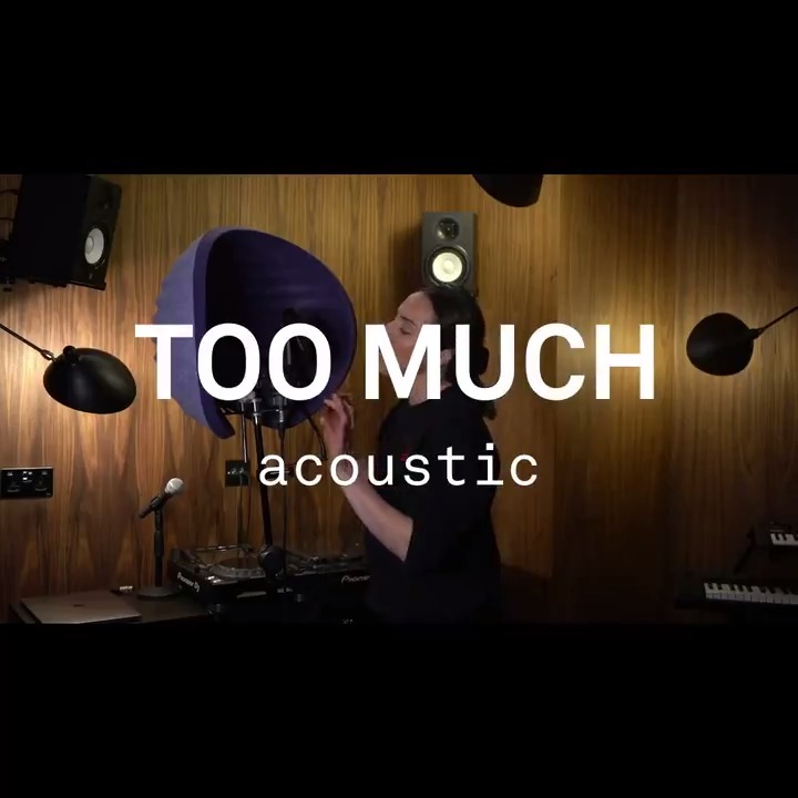❤️ The @spicegirls have so many incredible songs and #TooMuch is one of them!   🎁 As an early #Valentines gift to you all, here's a special acoustic version I recorded.   🎧