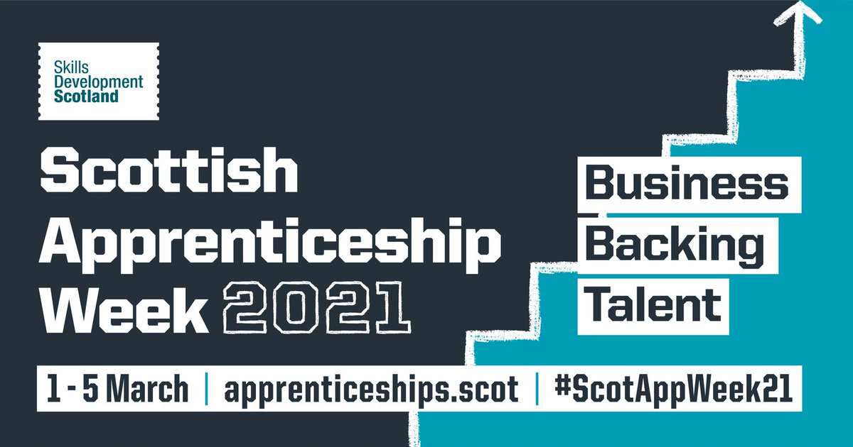 Image result for Scottish Apprenticeship Week 2021