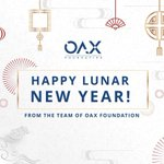 Image for the Tweet beginning: The team of OAX Foundation