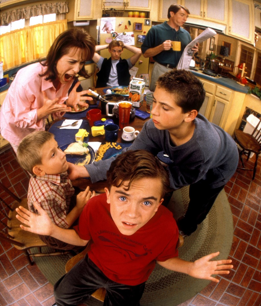 @omelete's photo on Malcolm in the Middle
