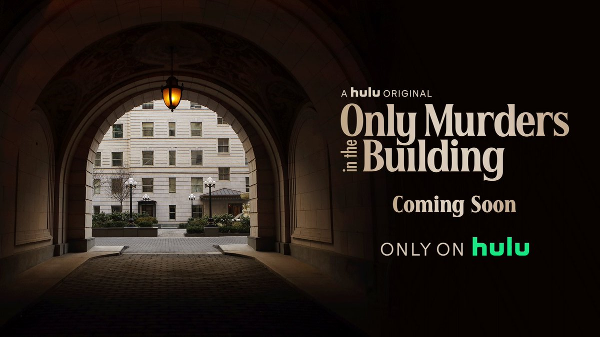 Replying to @OnlyMurdersHulu: Things will never be the same… 👀🩸🏢 #OnlyMurdersOnHulu
