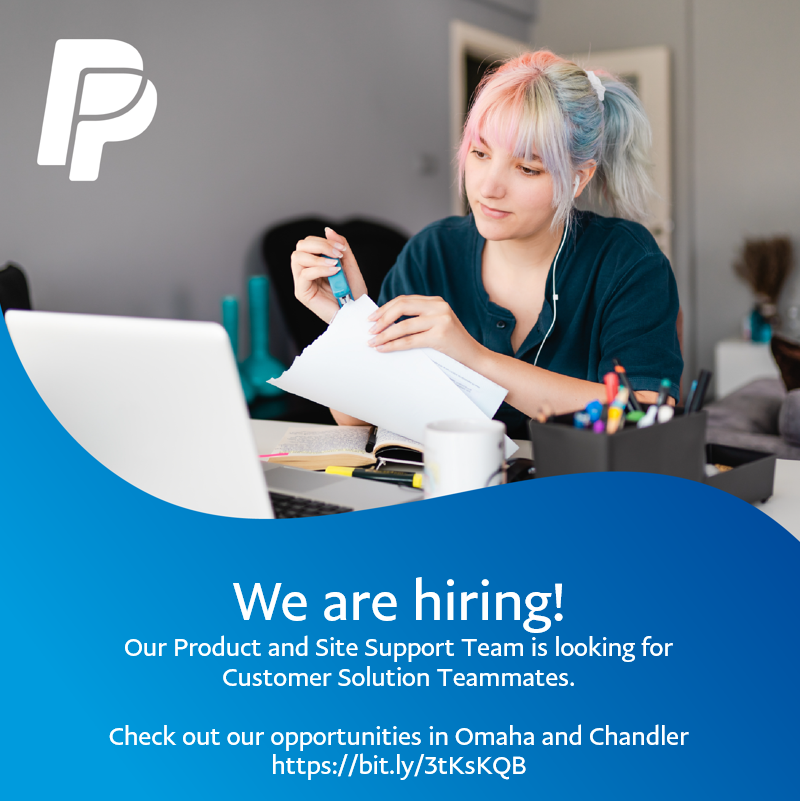 Are you looking to join a great team with awesome benefits and the opportunity to grow your career? We have a fantastic position available at our Omaha and Chandler sites that could be perfect for you. Visit https://t.co/WvGwaxO6I9 to apply! https://t.co/QsJxAOBF3o