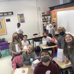 Image for the Tweet beginning: Fourth grade @CPOPGators have lots