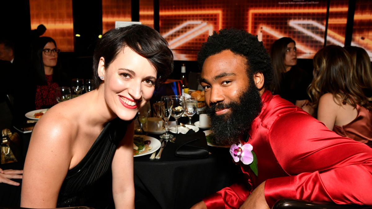 Phoebe Waller-Bridge and Donald Glover apparently teaming up for a Mr. & Mrs. Smith reboot