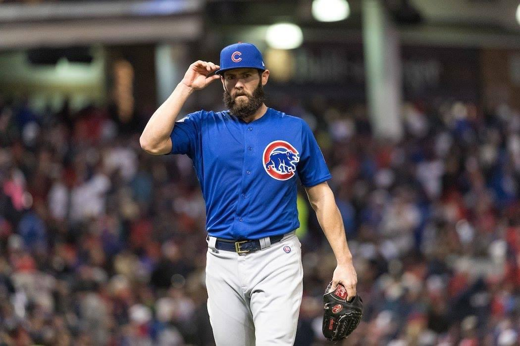 BREAKING: Jake Arrieta is returning back to the Chicago Cubs on a one-year deal, per @jonheyman. #Cubs Arrieta had higher offers elsewhere but loved the idea of a reunion with the Cubs, and pursued it.