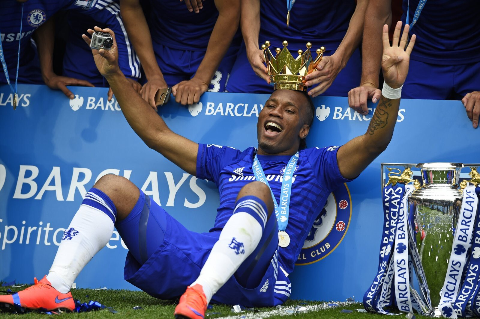 DIDIER DROGBA: WHAT A CAREER