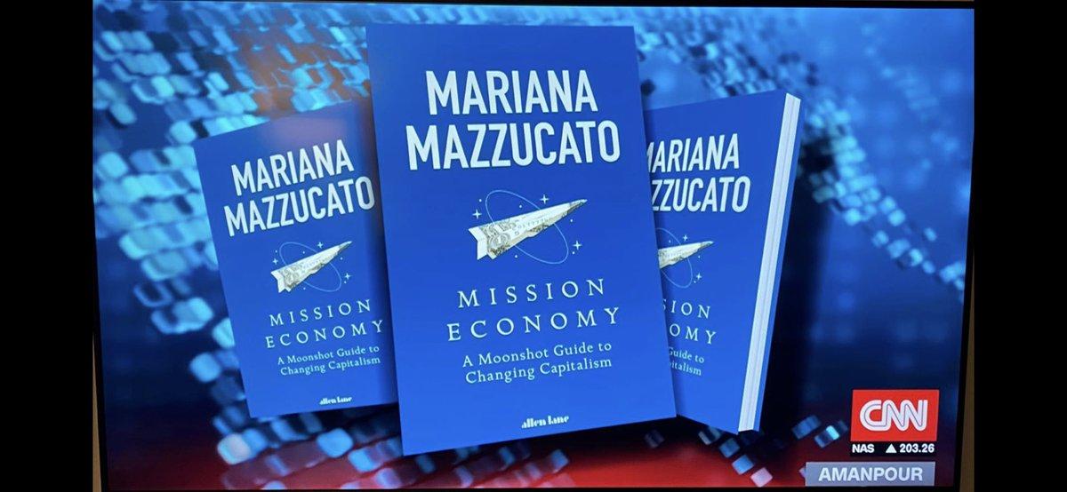 Mariana Mazzucato Mazzucatom Twitter