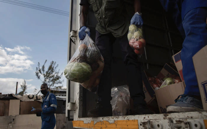 Gift of the Givers sends much needed aid to flood battered Kuruman
