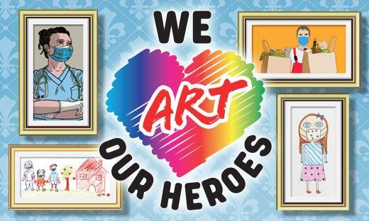 We Art Our Heroes: Press and Journal and Evening Express launch new art initiative to thank frontline workers dlvr.it/Rscwl4
