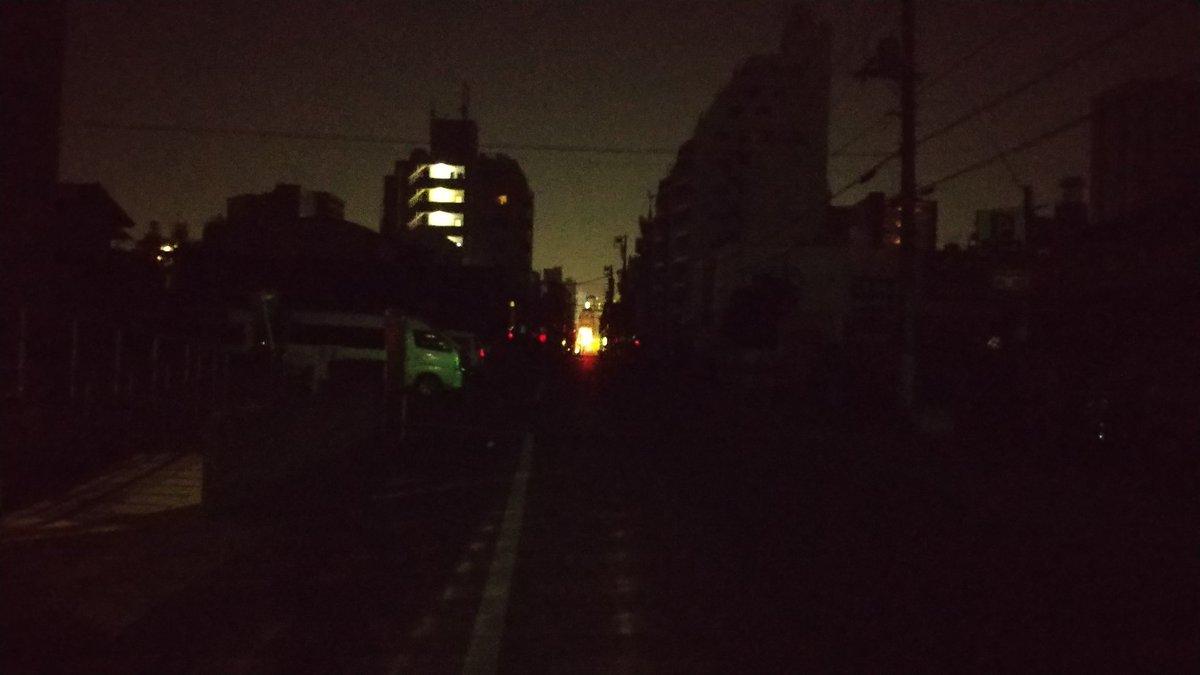 市 停電 富士