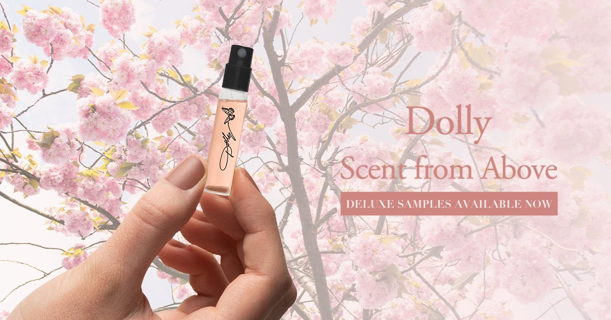 Get a deluxe sample of my new fragrance for your sweetie this Valentine's Day 💗