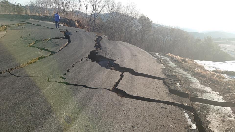 地震 エビス サーキット