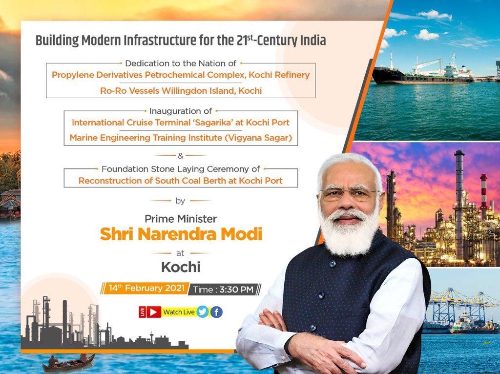 PM in Kerala twitter.com/narendramodi/s… via NaMo App