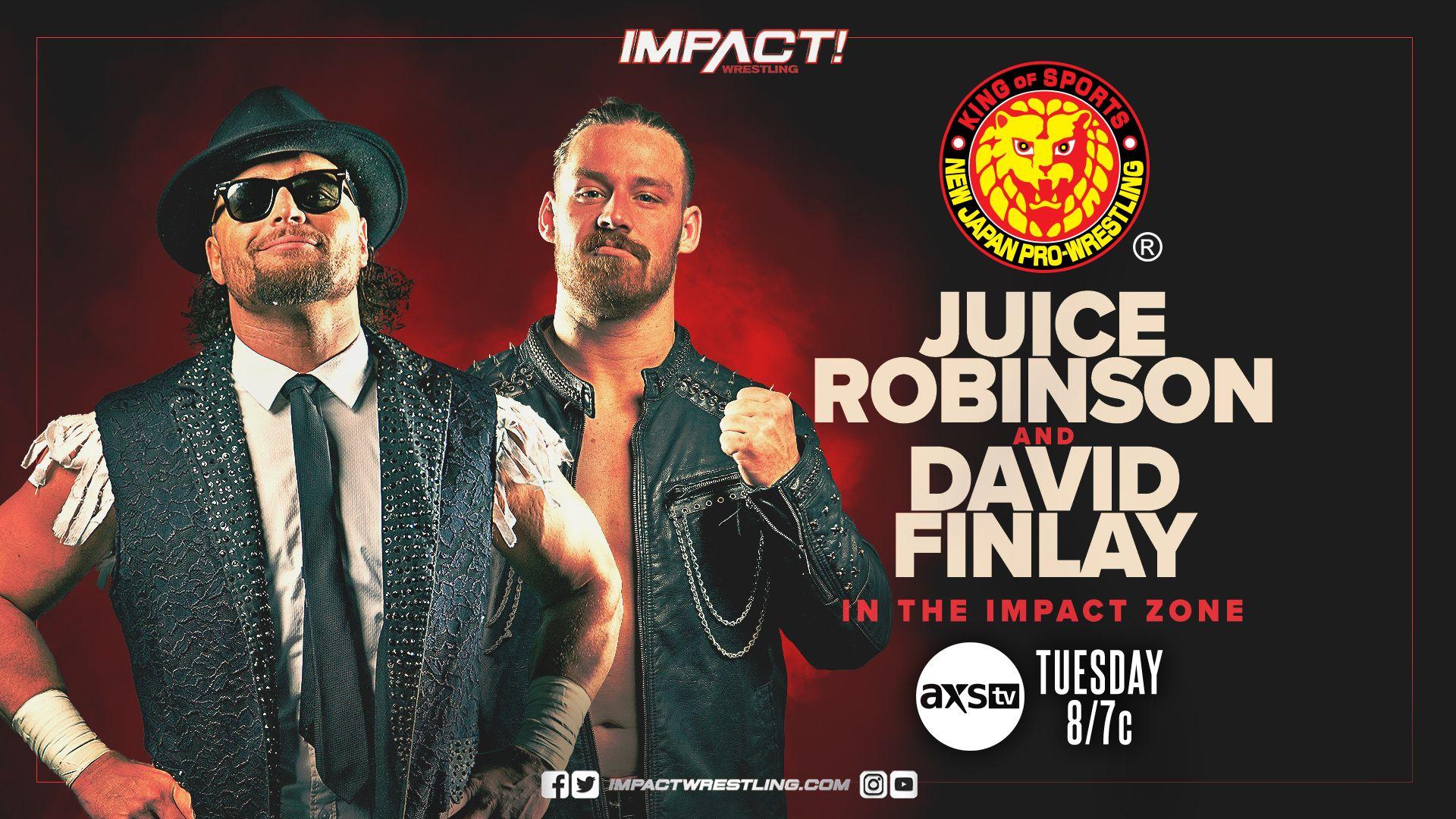 IMPACT Wrestling FinJuice