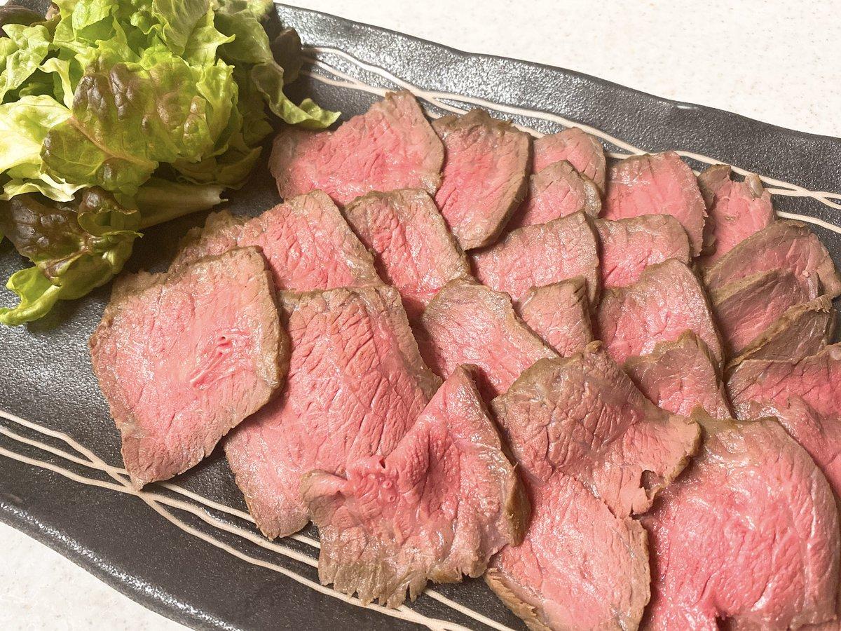 低温 度 ローストビーフ 調理 60 絶品ローストビーフの簡単な作り方 低温調理で失敗知らず