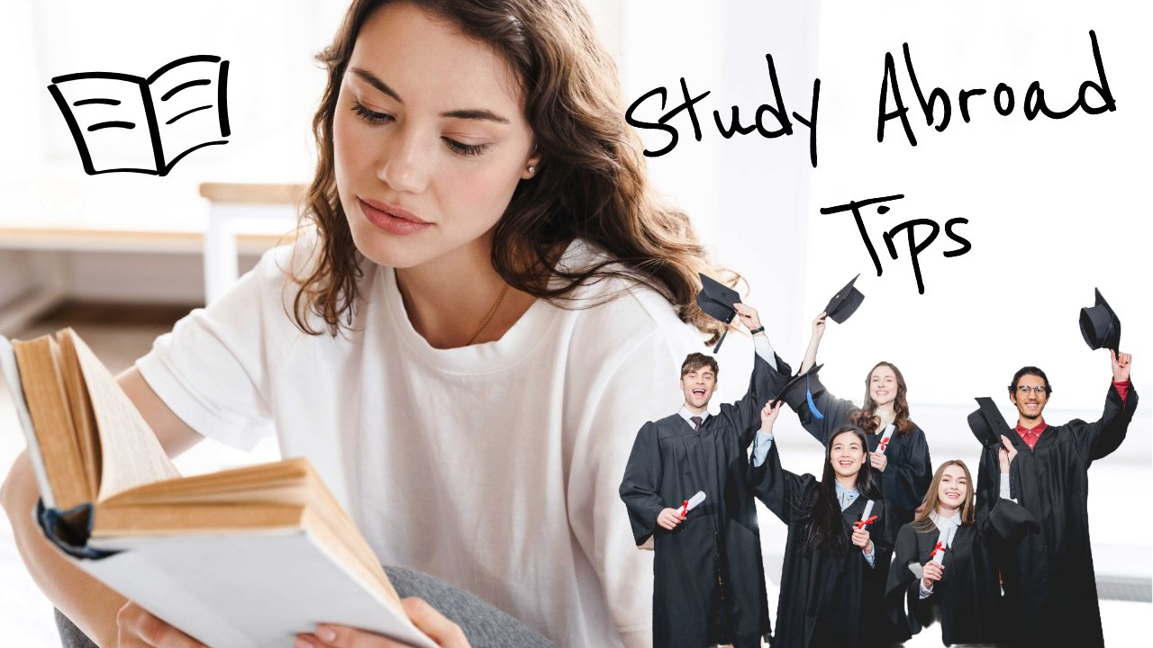 Study Abroad Tips: Step by Step Guide to getting MS from foreign universities?