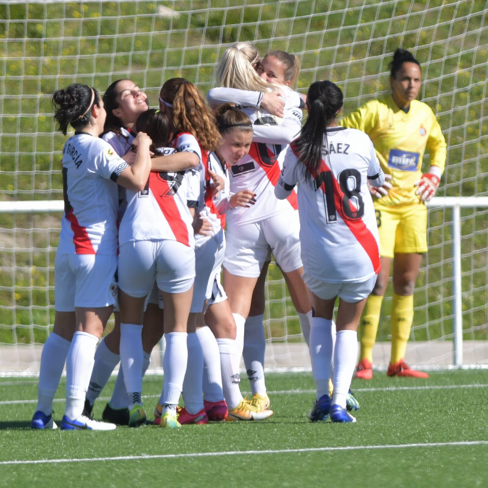 Rayo Vallecano - RCDE Espanyol | Fuente: Rayo Femenino