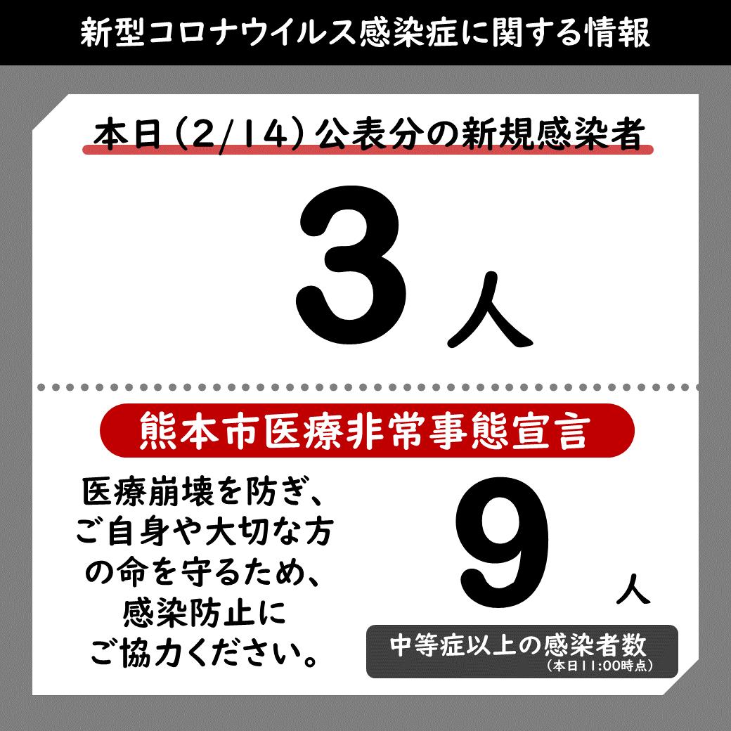新型 コロナ ウイルス 熊本 市