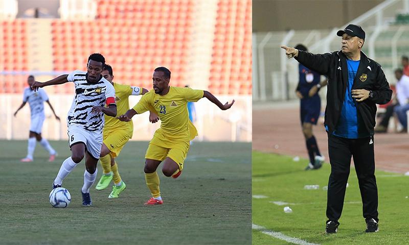 حكيم شاكر يمكننا الفوز على عبري في الكأس ولكن بشرط ! جريدة عمان