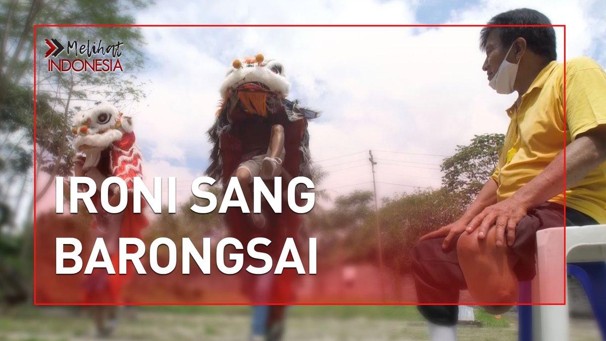 "Film dokumenter #MELIHATINDONESIAMETROTV spesial #Imlek ""Ironi Sang Barongsai"""