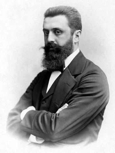 """إسرائيل تغرد : كل حقيقة تسبقها رؤية وحلم.في مثل هذا اليوم، في العام 1869 نشر ثيودور هرتسل كتابه """"الدولة اليهودية"""" ف…"""