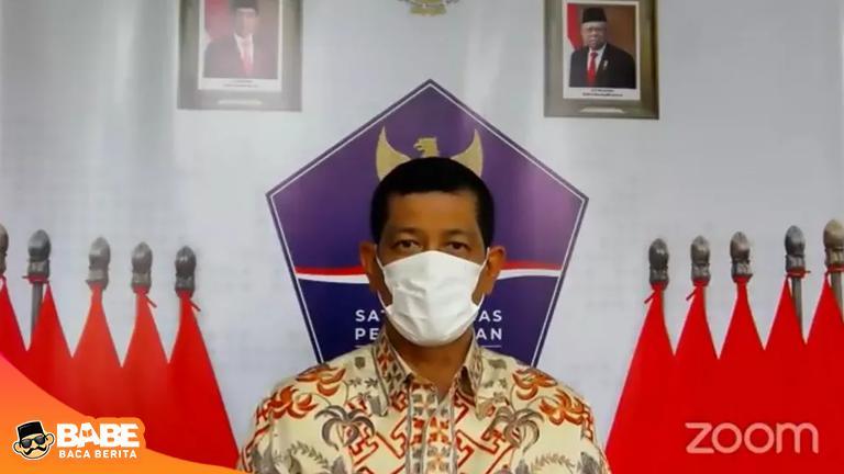 Ketua Satgas Targetkan Indonesia Sudah Bebas Covid-19 saat Perayaan Kemerdekaan #JokoWidodo #DoniMonardo #SatuanTugas