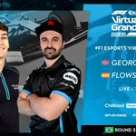 Can @GeorgeRussell63 make it six #VirtualGP victories in a row?  #WilliamsEsports