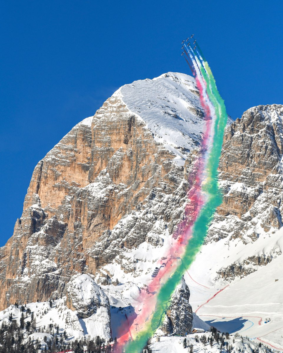 Cortina d'Ampezzo Official Page ❄️ on Twitter: